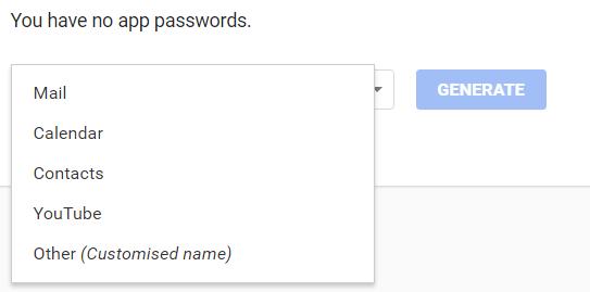 AppPassword